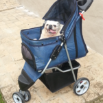 Dogini Possum Pet Stroller